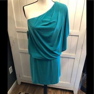 Jessica Simpson One Shoulder Dress Size 4 NWT